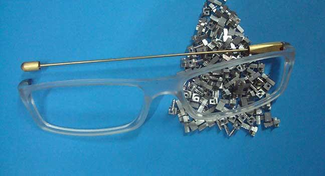 minuterie per l' occhialeria